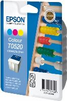 EPSON cartridge T0520 color