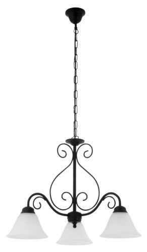 Rabalux 7813 Athen, závěsná lampa, 3 arms, D60cm