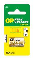 Alkalická speciální baterie GP 11AF (MN11) 6 V, 1021001111