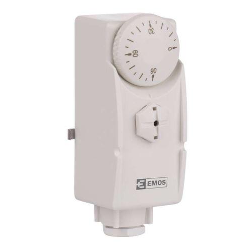 Příložný termostat EMOS T80, 2101103000