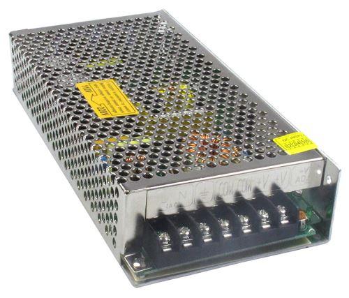 MCLED ZDROJ NAPÁJ.K LED 24VDC 150W 6A, IP20, KOV, ML-732.017.10.1
