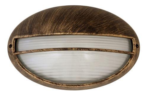 Rabalux 8496 Hektor, outdoor stropní lampa, oval, 32x20,6cm
