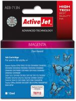 ActiveJet Ink cartridge Eps T0713 D78/DX6000/DX6050 Magenta - 15 ml     AEB-713, EXPACJAEP0106