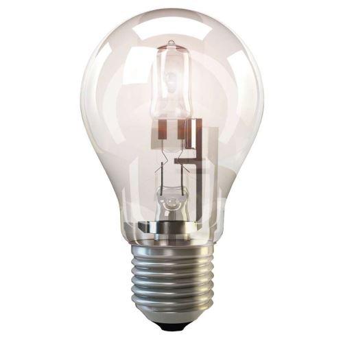 EMOS Lighting Halogenová žárovka ECO A55 18W E27 teplá bílá, stmívatelná
