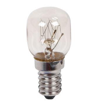 Žárovka do mikrovlnné trouby, sporáku 240V / 15 W 300 st. E14