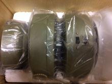Stropní ventilátor W-VEN33186 PALAO FARO - šedá 81 cm 6 lopatek 1xE14