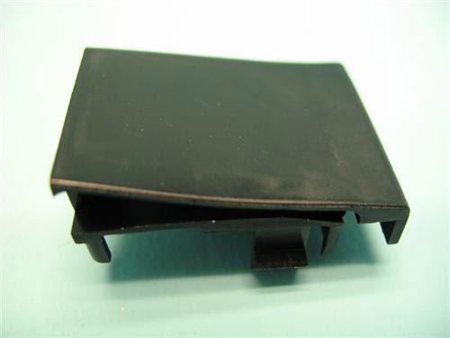 Držák skla dveří levý, sporák AMICA 8028450