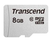Transcend 8GB microSDHC 300S (Class 10) paměťová karta (bez adaptéru) TS8GUSD300S