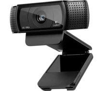 Logitech webkamera HD Pro Webcam C920, černá, kompatibila XBox One, 960-001055