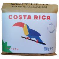 KÁVA COSTA RICA TARRAZU - 200 G   100 % ARABICA BRAVO