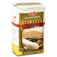 Směs na chleba - chléb ciabatta - Küchenmeister KM7