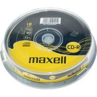 CD-R 700MB 52x 10SP 624027 MAXELL