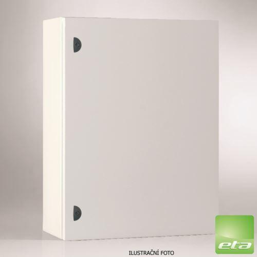 ETA ST SKŘÍŇ S MONT. PANELEM (Š400XV600XH300MM) IP66/ST4630 (NÁHRADA:EC040630)