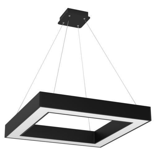 IMMAX SVÍTIDLO LED CANTO 60W 4200LM 2700-6500K ZÁVĚS., ČERNÁ, MAT., ZIGBEE 3.0 07073L