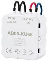 EB ZDROJ AD05-KU68, 5V/DC, 1,4 A