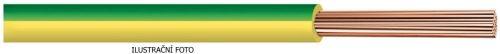 KV H07V-K   2,5 ŽLUTO/ZELENÁ *FULLCOL* (CYA) , RIETER KRABICE (1,25KM)