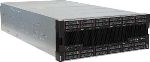 """Lenovo ThinkSystem SR950 2x Gold 6242 16C 2.8GHz 150W/4x32GB/0GB 2,5""""(12)/930-16i(4GB f)/X"""