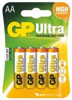 Alkalická baterie GP Ultra AA (LR6), 1014214000