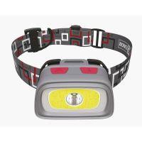 CREE LED + COB LED čelovka P3531, 330 lm, 65m, 3× AAA, 1441233110