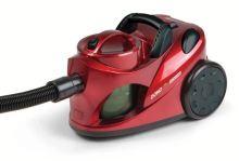 Bezsáčkový vysavač Eco - DOMO DO7279S, červená metalíza, příkon: 700 W