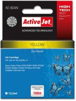 ActiveJet Ink cartridge Eps T0804 R265/R360/RX560 Yellow - 12 ml     AE-804, EXPACJAEP0111