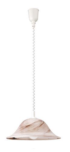 Rabalux 3954 Alabastro tabák-alabastr sklo