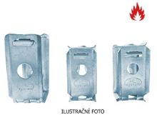 HL GRIP3 ÚCHYTKA KABELŮ 100X82X120MM, CERT. ZP-27/2008 JAKO NORM. TRASA NA PH30-R A P60-R