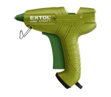 Pistole tavná lepící, průměr 11mm, 65W, EXTOL CRAFT