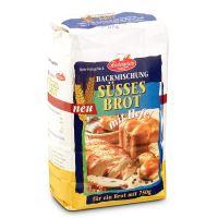 Chlebové směsi - Sladký chléb - vánočka