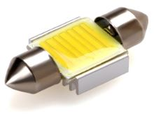 LED sufit (31mm) bílá, 12V, COB, 95COB04