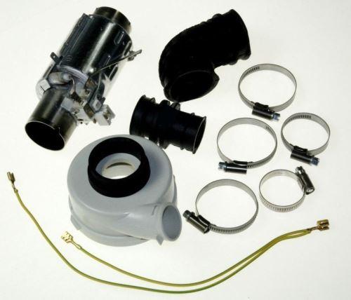 Ohřívací těleso myčka + kryt čerpadla Whirlpool 4801.310.00096 náhrada