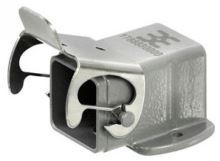 WM HDC 04A SLU 1M20G HDC ENCLOSURES,SIZE:1,IP65,BASE,LONGITUDINAL LOCKING,STANDART
