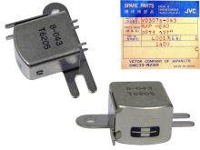 Hlava stereo 255 ohm V03078-043 / T6205, kazetové magnetofony
