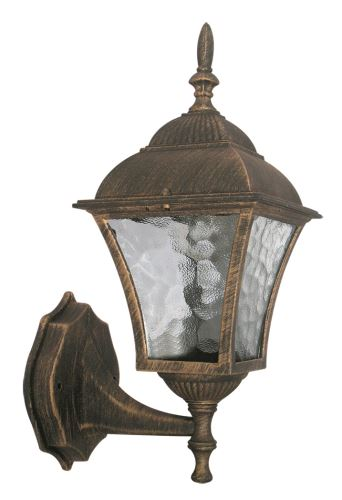 Rabalux 8392 Toscana, outdoor 1 arm nástěnná lampa, up