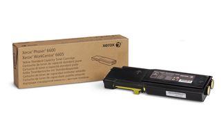 Xerox Toner Yellow pro Phaser 6600/WC 6605 (2.000 str.)