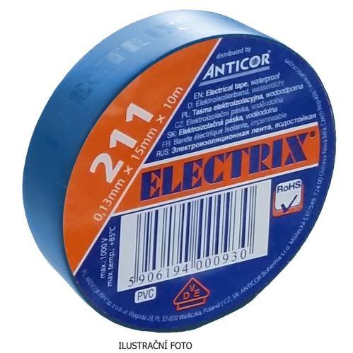 ANC PÁSKA PVC 211 ELECTRIX 19X10 MODRÁ