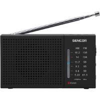 SRD 1800 FM/AM PŘENOSNÉ RÁDIO SENCOR