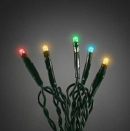 Řetěz 6351-520, 20LED  barevná, délka 1,4 m