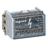 LEG 004880 SVORKOVNICE 100A, 2P, 4M