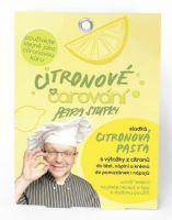 Koření - pasta - Citronové čarování 92g