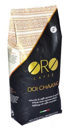 Zrnková káva ORO CAFFE DOI CHAANG 1kg