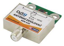 Anténní předzesilovač 30dB VHF/UHF, 2507100700