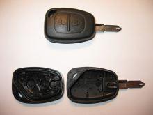 Náhr. obal klíče pro Renault, 2-tlačítkový, 48RN103