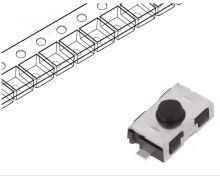 Mikrospínač   KSR211G LFS   6x3.8mm