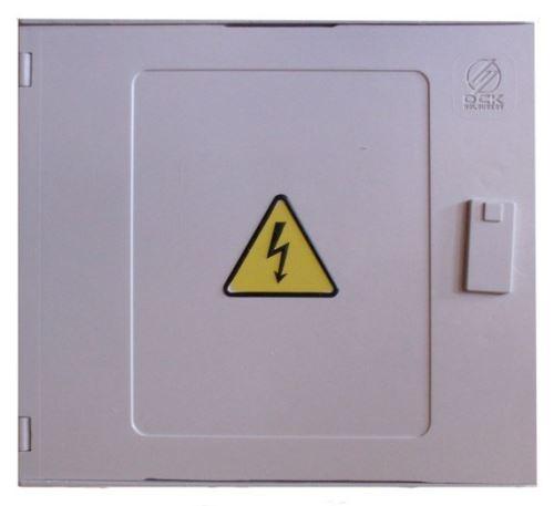DCK SKŘÍŇ SP100/NVP1P PŘÍPOJK 3X160A (1 SADA PN00) DO ZDI