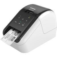 Brother QL-810W tiskárna samolepících štítků, WiFi QL810WYJ1