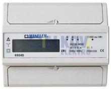 EM ELEKTROMĚR LCD X/5A TŘ.1,1.SAZ/3F. 7.MOD. 9904D