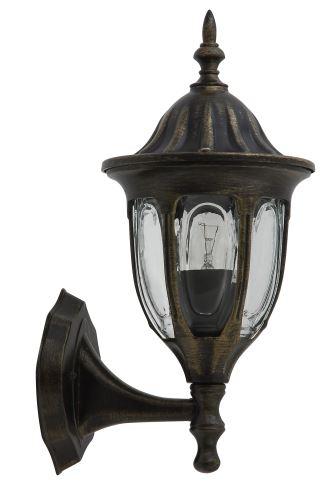 Rabalux 8372 Milano outdoor, 1 arm nástěnná lampa, up