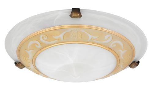 Rabalux 3713 Laretta bílé alabastrové sklo