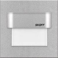 SKOFF LED nástěnné svítidlo ML-TAN-G-W-1 TANGO hliník(G) studená(W,6500K) IP